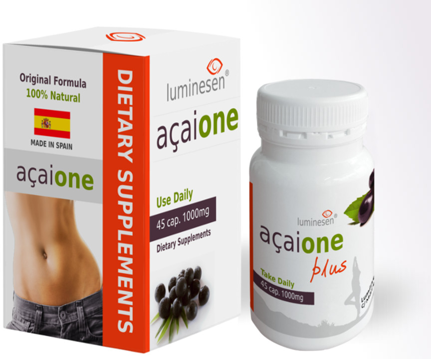 Acaione - Acai Berry for weight loss and energy
