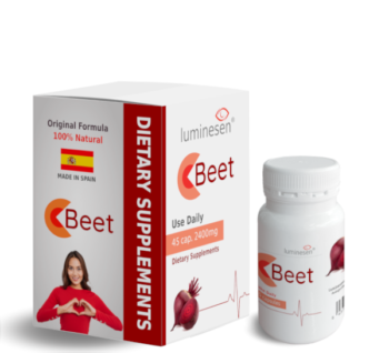 C-Beet box and bottle